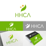 minervaabbeさんの障害児のデイサービススタッフ向けセミナーを行う協会「HHCA」のロゴへの提案