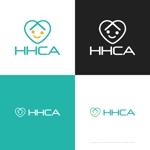 themisablyさんの障害児のデイサービススタッフ向けセミナーを行う協会「HHCA」のロゴへの提案