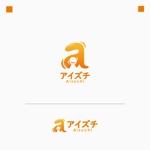 ZELLさんの新規サービス「アイズチ」のロゴ制作のご依頼への提案