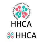 j-designさんの障害児のデイサービススタッフ向けセミナーを行う協会「HHCA」のロゴへの提案