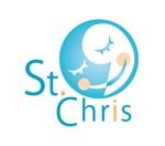 kan54fishさんの卵子・精子凍結バンクコーディネート会社「St.Chris」のロゴへの提案