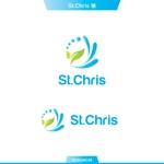 queuecatさんの卵子・精子凍結バンクコーディネート会社「St.Chris」のロゴへの提案