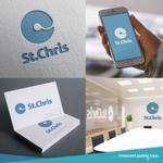 nekosuさんの卵子・精子凍結バンクコーディネート会社「St.Chris」のロゴへの提案
