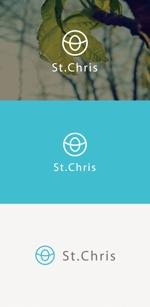 tanaka10さんの卵子・精子凍結バンクコーディネート会社「St.Chris」のロゴへの提案