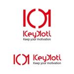 t8o3b1iさんの新会社「キープモチベーション株式会社」のロゴ制作への提案