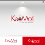 le_cheetahさんの新会社「キープモチベーション株式会社」のロゴ制作への提案