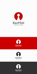 designdesignさんの新会社「キープモチベーション株式会社」のロゴ制作への提案