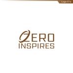 fs8156さんの輸入ビジネスのベンチャー企業『ZERO INSPIRES』のロゴへの提案