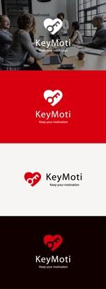 tanaka10さんの新会社「キープモチベーション株式会社」のロゴ制作への提案
