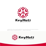 drkigawaさんの新会社「キープモチベーション株式会社」のロゴ制作への提案