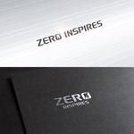 ck_designさんの輸入ビジネスのベンチャー企業『ZERO INSPIRES』のロゴへの提案