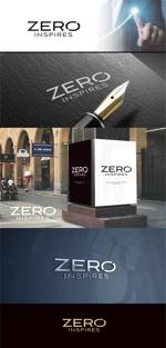 Doing1248さんの輸入ビジネスのベンチャー企業『ZERO INSPIRES』のロゴへの提案
