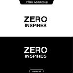 queuecatさんの輸入ビジネスのベンチャー企業『ZERO INSPIRES』のロゴへの提案