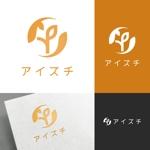 venusableさんの新規サービス「アイズチ」のロゴ制作のご依頼への提案
