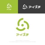 musaabezさんの新規サービス「アイズチ」のロゴ制作のご依頼への提案