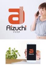 Seizeさんの新規サービス「アイズチ」のロゴ制作のご依頼への提案