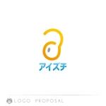 kamemzさんの新規サービス「アイズチ」のロゴ制作のご依頼への提案
