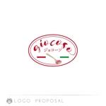 kamemzさんのイタリアンレストラン  パスタ専門店  のロゴへの提案