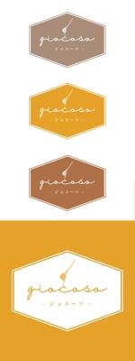 asobigocoro_designさんのイタリアンレストラン  パスタ専門店  のロゴへの提案