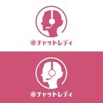 creative_house_GRAMさんのチャットレディ情報サイトのロゴ作成への提案