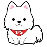 スピッツ犬のキャラクターデザインへの提案