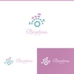 athenaabyzさんのまつげエクステサロン「Beretour」(ベルトゥール)のロゴへの提案