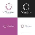 themisablyさんのまつげエクステサロン「Beretour」(ベルトゥール)のロゴへの提案