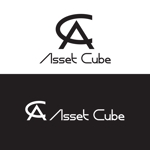 rogomaruさんの事業内容変更に伴う「株式会社Asset Cube」法人ロゴのリ・デザインへの提案