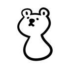 miura03さんの商品パッケージに使用する「しろくま」のイラストへの提案