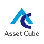 dynamites01さんの事業内容変更に伴う「株式会社Asset Cube」法人ロゴのリ・デザインへの提案