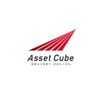 toshikikitamura2019さんの事業内容変更に伴う「株式会社Asset Cube」法人ロゴのリ・デザインへの提案