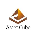 Mooreさんの事業内容変更に伴う「株式会社Asset Cube」法人ロゴのリ・デザインへの提案