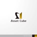 sa_akutsuさんの事業内容変更に伴う「株式会社Asset Cube」法人ロゴのリ・デザインへの提案
