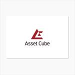 chapterzenさんの事業内容変更に伴う「株式会社Asset Cube」法人ロゴのリ・デザインへの提案