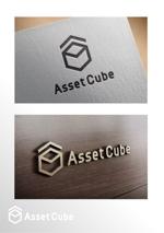 blavo_designさんの事業内容変更に伴う「株式会社Asset Cube」法人ロゴのリ・デザインへの提案