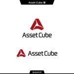 queuecatさんの事業内容変更に伴う「株式会社Asset Cube」法人ロゴのリ・デザインへの提案