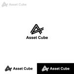 Puchi2さんの事業内容変更に伴う「株式会社Asset Cube」法人ロゴのリ・デザインへの提案