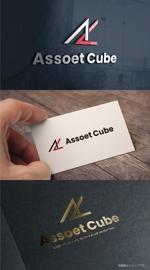 cozenさんの事業内容変更に伴う「株式会社Asset Cube」法人ロゴのリ・デザインへの提案