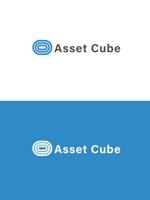 asobigocoro_designさんの事業内容変更に伴う「株式会社Asset Cube」法人ロゴのリ・デザインへの提案
