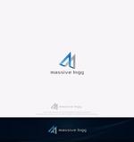 株式会社「massive lngg」のロゴ への提案