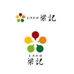 marukeiさんの臺灣料理「梁記」のロゴへの提案