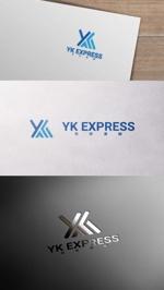 zeross_designさんの福岡県・熊本県の物流(運送)会社のロゴ制作への提案