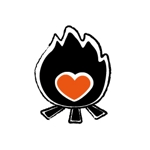 LeBB_23さんの「焚き火とハート」のアイコン製作ご依頼への提案