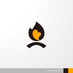 sa_akutsuさんの「焚き火とハート」のアイコン製作ご依頼への提案