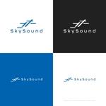 themisablyさんの製造業向けAIサービス「SkySound」ロゴへの提案