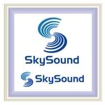 iguchi7さんの製造業向けAIサービス「SkySound」ロゴへの提案