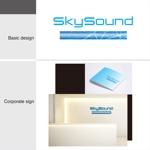 gcrepさんの製造業向けAIサービス「SkySound」ロゴへの提案