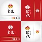 katsu31さんの臺灣料理「梁記」のロゴへの提案