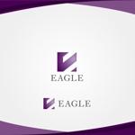 主に飲食を事業としている会社「株式会社EAGLE」のロゴへの提案