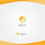 福祉関係企業「みらいリレーションズ」のロゴへの提案